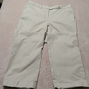 Talbots stretch trousers